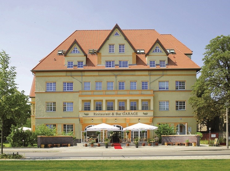 Hotel Ibis Potsdammer Platz
